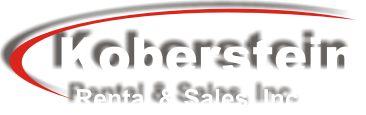 Equipment Rentals in Evansville IN | Koberstein Rental & Sales
