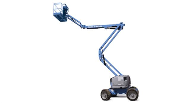 Where to find Man Lift  15 Genie Z45 25dc Electric Non in Princeton