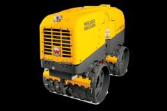 Used Equipment Sales TR 2 Double Drum Sheepsfoot Wacker Rt82 in Evansville IN