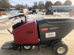 Used Equipment Sales Concrete Buggy  4 Cb4 Toro 16 Cubic Ft. in Evansville IN