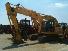 Used Equipment Sales Excavator Ex8 Sk210-8 Kobelco W 42  Buck in Evansville IN
