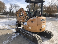 Used Equipment Sales Mini Excavator  14 Case Cx31b Ser. Pw14- in Evansville IN