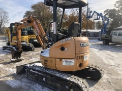 Used Equipment Sales Mini Excavator  15 Case Cx31b Ser. Netn5 in Evansville IN