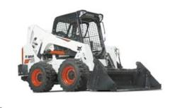 Used Equipment Sales Skidsteer  11 Bobcat S185 Open Cab W 74 in Evansville IN
