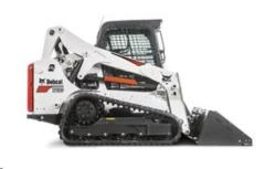 Used Equipment Sales Skidsteer  14 Bobcat T590 Rubber track in Evansville IN