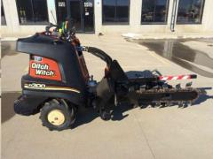 Used Equipment Sales Trencher  08 Ditch Witch 4 x6  Stand On in Evansville IN