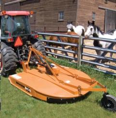 Rental store for Bush Hog 60  Bh4 Mod. Agri-five in Princeton IN