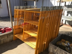 Rental store for Scaffolding 5 x 5  Frame in Evansville IN