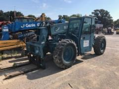 Used Equipment Sales Material Handler  03 Gradall Mod 534c-6 in Evansville IN