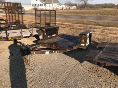 Used Equipment Sales Trailer  06 2900lb Takes 2 ball in Evansville IN