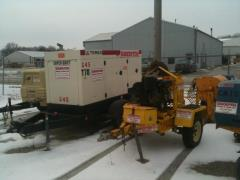 Used Equipment Sales Generator  045 55kw T70c Terex 5200  W e in Evansville IN
