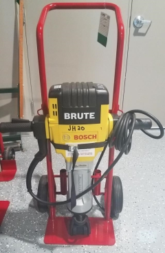 Rental store for Electric Jack Hammer 60lb in Evansville IN