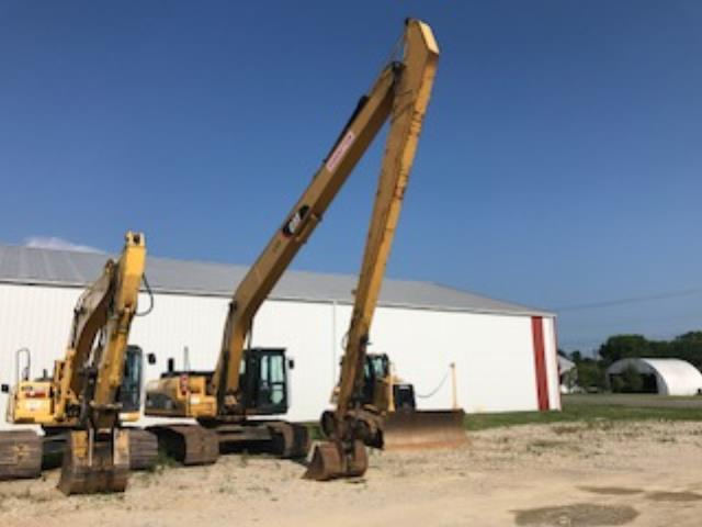 Where to find Excavator Lr3 Cat 324dl 60  Long Reach W in Evansville