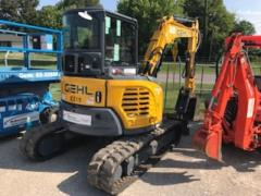 Rental store for Mini Excavator 12-14K in Princeton IN