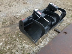 Rental store for Skidsteer Grapple Bucket  3 in Evansville IN