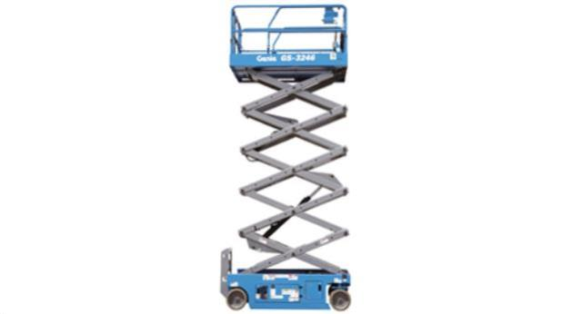 Where to find Scissor Lift 3232 in Evansville