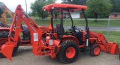Rental store for Mini Backhoe in Evansville IN