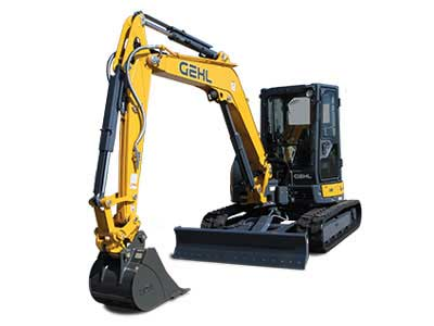 Rent Excavator Equipment Rental